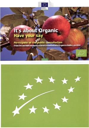 Consulta pública sobre o modo de produçâo biológico